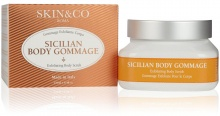 TĚLOVÝ GOMMAGE SICILIAN LIGHT 230ML